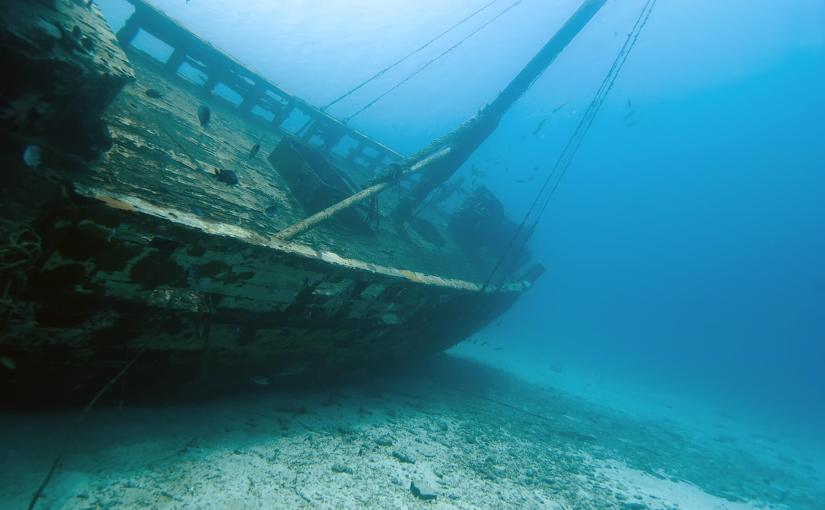 Past Hurts/Shipwrecks
